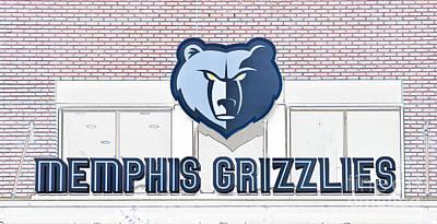 Designs Similar to Memphis Grizzlies by Liz Leyden