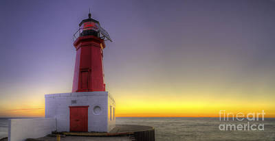 Designs Similar to Menominee Lighthouse At Sunrise