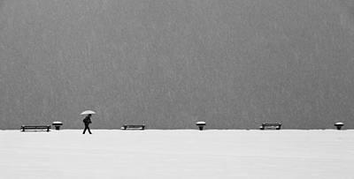 Snowstorm Art
