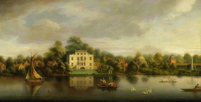 Designs Similar to Pope's Villa, Twickenham
