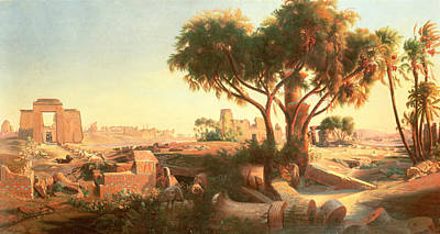 Designs Similar to Egyptian Ruins
