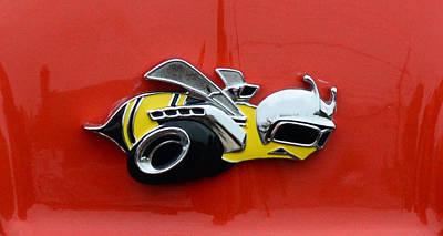 Dodge Super Bee Logo Prints