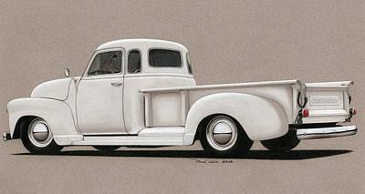 General Motors Company Drawings Prints