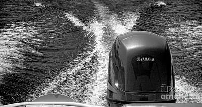 Outboard Engine Photographs