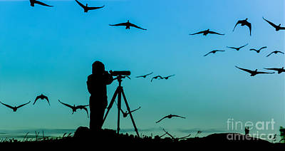 Ornithologist Art
