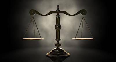 Judicial Digital Art