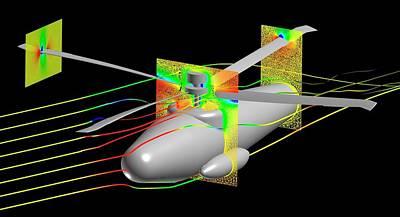 Aerodynamics Art