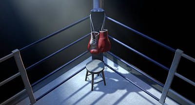 Designs Similar to Boxing Corner And Boxing Gloves