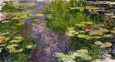 Garden Pond Art