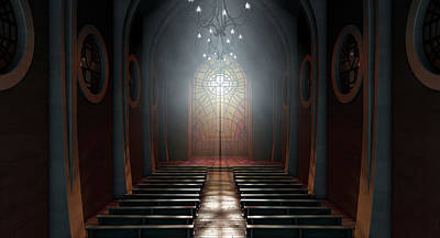 Designs Similar to Stained Glass Window Church