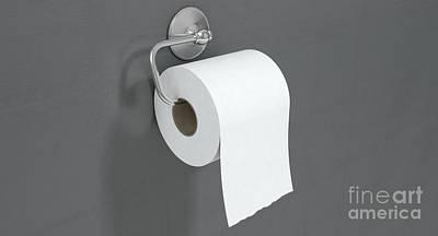 Designs Similar to Toilet Roll On Chrome Hanger