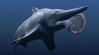 Designs Similar to Helicoprion Prehistoric Shark