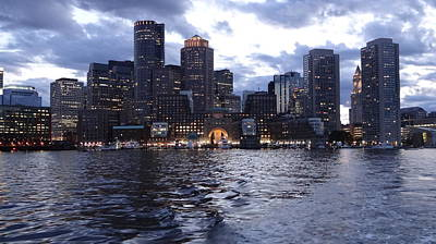 Designs Similar to Boston At Twilight Two