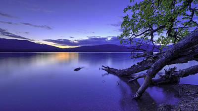 Lake Mcdonald Prints