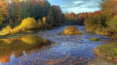 Manistee River Art