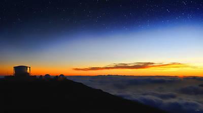 Mauna Kea Digital Art