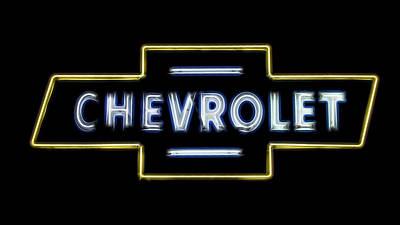Designs Similar to Chevrolet by Stephen Stookey