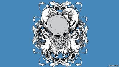 Designs Similar to Skull 2 by Maye Loeser