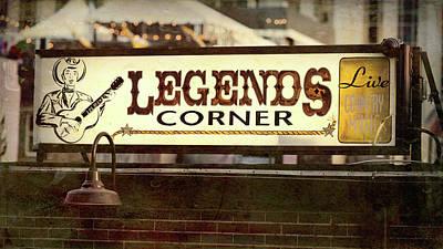 Designs Similar to Legends Corner Alley - #1