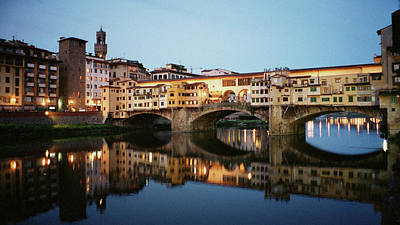 Designs Similar to Ponte Vecchio by Dick Goodman