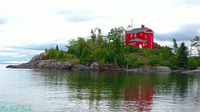 Designs Similar to The Marquette Lighthouse