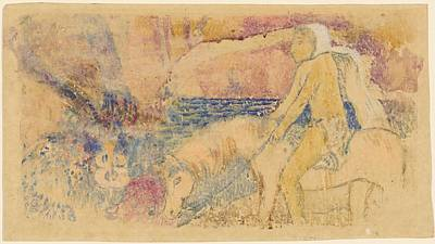 Designs Similar to The Pony by Paul Gauguin
