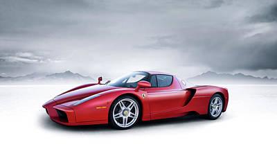 Designs Similar to Ferrari Enzo by Douglas Pittman