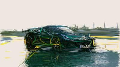 Designs Similar to Lotus Exige S Draw