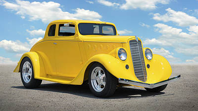 Designs Similar to 1935 Willys Coupe