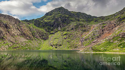 Designs Similar to Lake Glaslyn With Mount Snowdon
