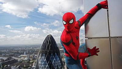 Designs Similar to Spider-man - Home Coming