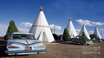 Designs Similar to Wigwam Motel, 2006