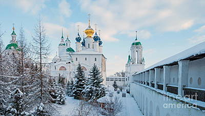 Designs Similar to Zachatievsky Cathedral Of