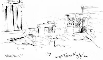 Designs Similar to Acropolis by Valerie Freeman