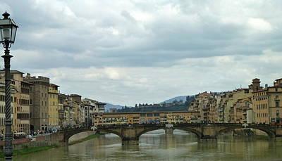 Ponte Vocchio Prints