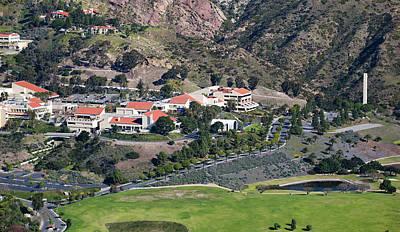 Designs Similar to Pepperdine University On A Hill