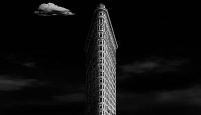Flat Iron Building Photographs