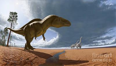 Cretaceous Art Prints