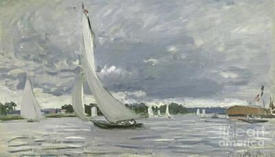 Maritime Regatta Prints