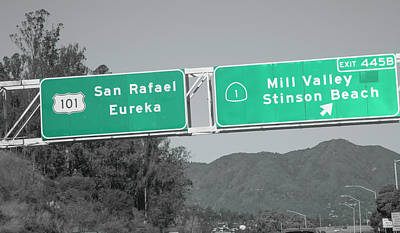 Designs Similar to California Signs by Betsy Knapp