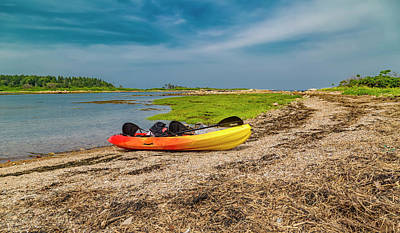 Designs Similar to Kayaking Adventure In Maine