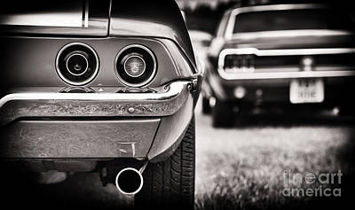 Chevrolet Trunk Photographs