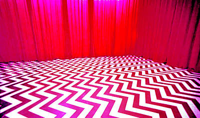 Designs Similar to Black Lodge by Luis Ludzska