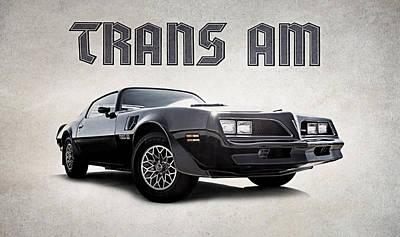 Designs Similar to Trans Am by Douglas Pittman