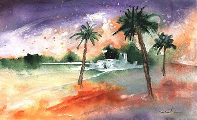 Cortijo Paintings