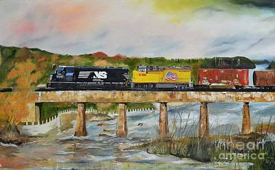 Norfolk Southern Posters