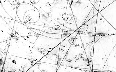 Particle Accelerator Art