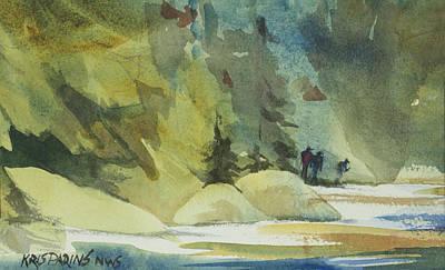 Riverbed Paintings
