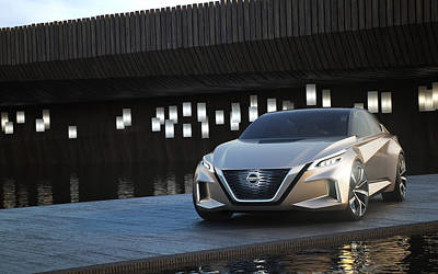 Designs Similar to 2017 Nissan Vmotion 20