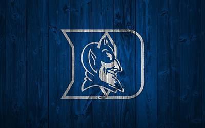 Duke Mixed Media